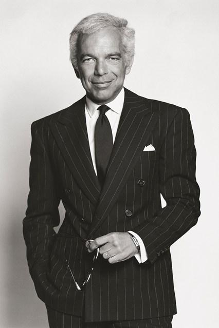 1939 Jude Ralph Lifshitz (Tarnname Ralph Lauren). US-Modedesigner.