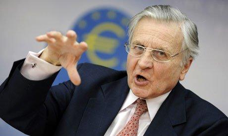 1942 Freimaurer und Jude Jean-Claude Trichet. EZB-Präsident.