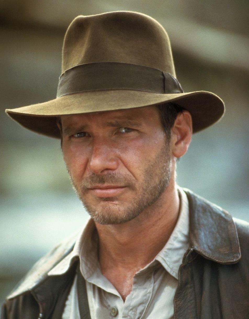 1942 Jude Harrison Ford. Schauspieler. Indiana Jones, Star Wars, Blade Runner und Der einzige Zeuge.