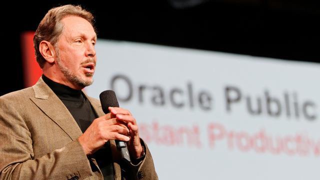 1944 Jude Larry Ellison. Gründer der amerikanischen Softwarefirma Oracle.