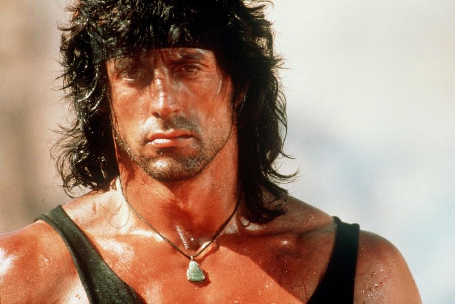 1946 Jude Sylvester Staglione (Stallone). Amerikanischer Schauspieler. Rambo, Rocky, Demolition Man, Cliffhanger, Judge Dredd und Cop Land.