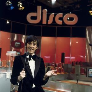 1952 Jude Ilja Richter. TV-Entertainer. Moderierte die Musiksendung Disco.