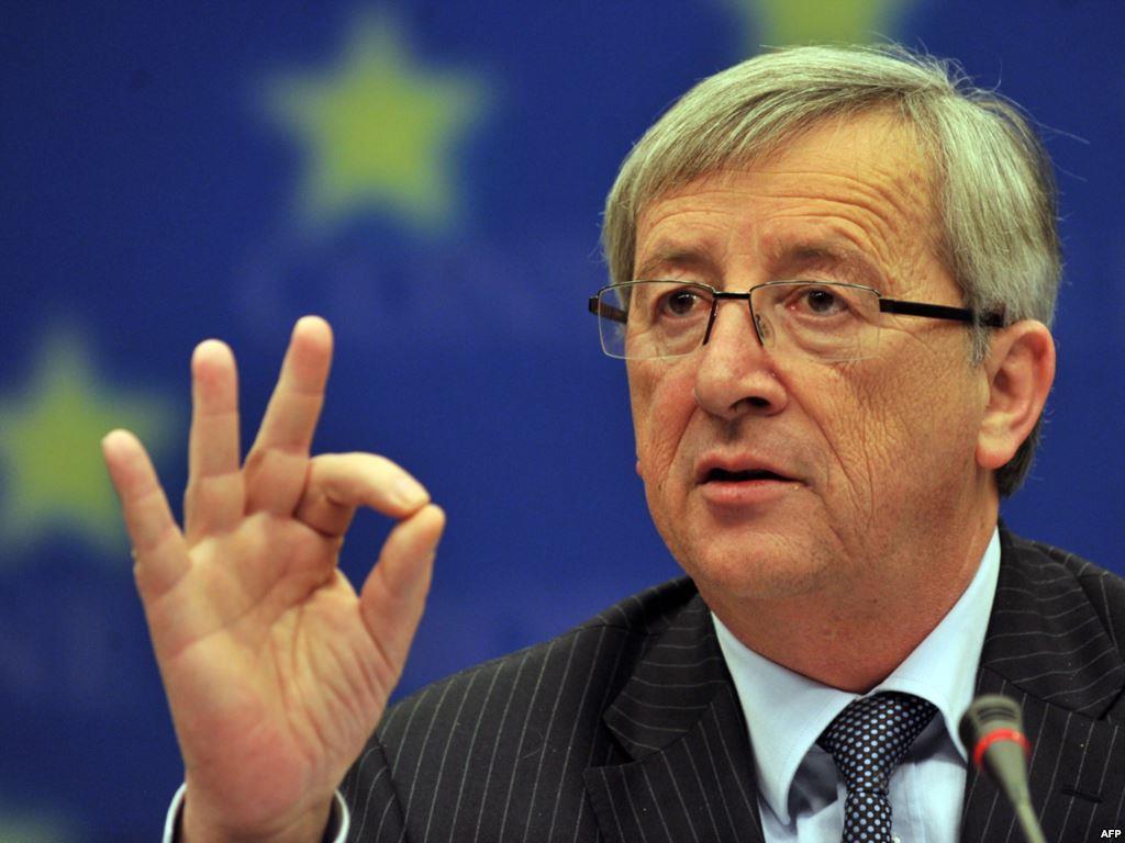 1954 Jesuit Jean-Claude Juncker. Präsident der Europäischen Kommission, Premierminister von Luxemburg. Juncker bekam rekordverdächtige 77 Auszeichnungen verliehen.