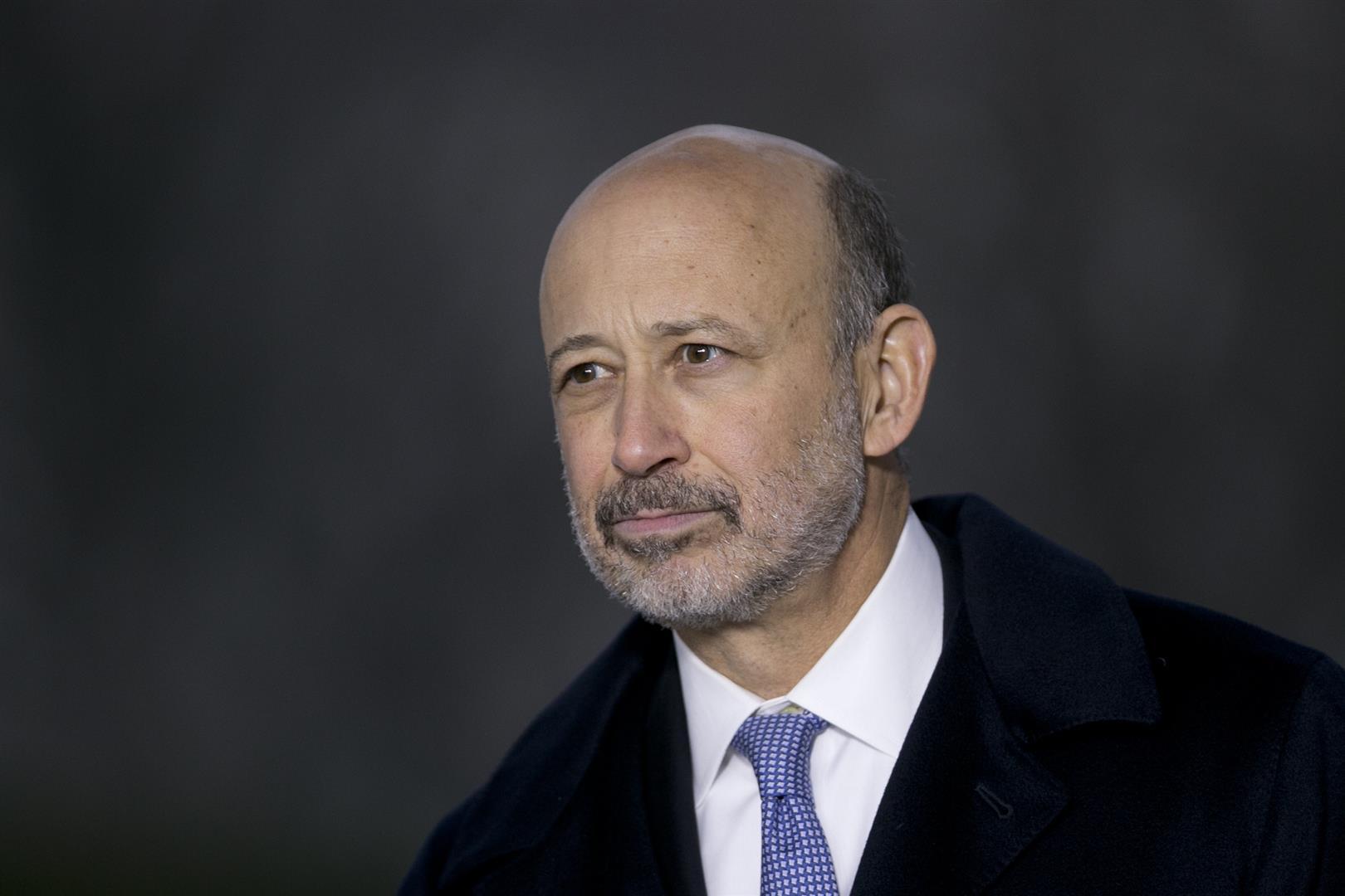 1954 Jude Lloyd C. Blankfein. Amerikanischer Bankmanager. Chef der Bank Goldman Sachs. Milliardär.