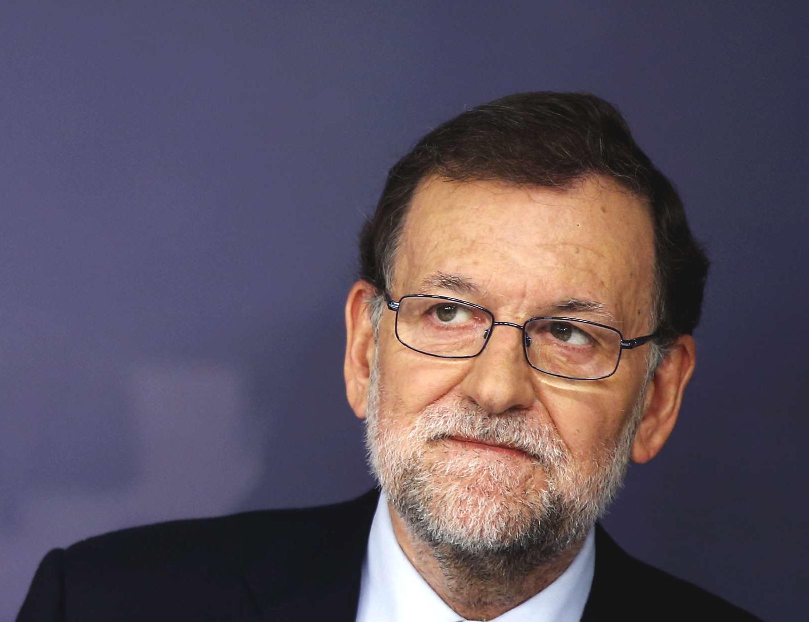 1955 Jesuit Mariano Rajoy. Spanischer Ministerpräsident.