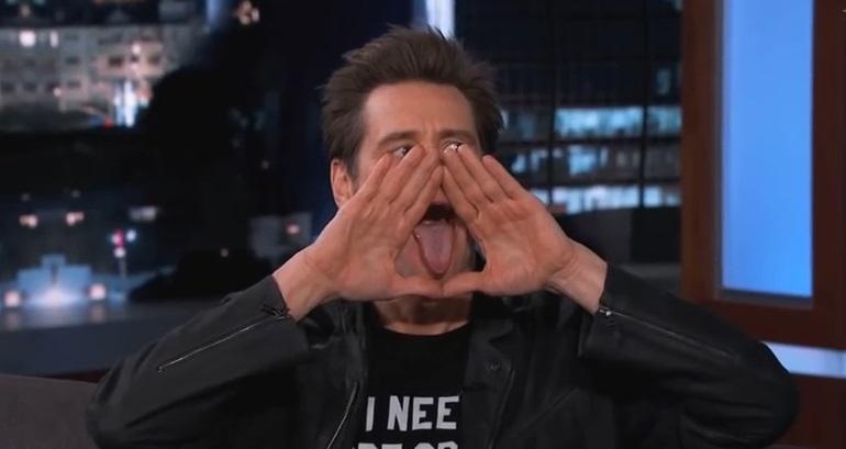 """1962 Freimaurer Jim Carrey. Der amerikanische Schauspieler ist der """"Pate"""" von Hollywood. Filmauswahl: Ace Ventura, Batman Forever, Der Dummschwätzer, Die Trueman Show, Der Grinch."""