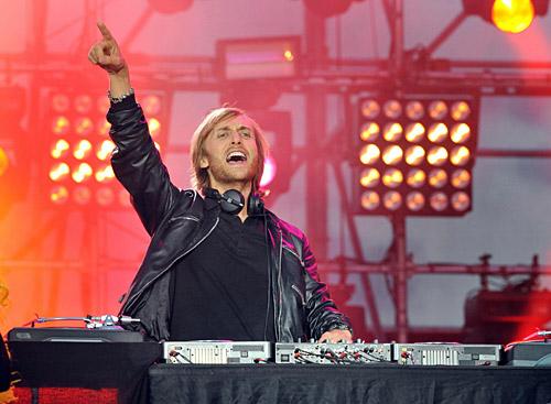 1967 Jude David Guetta. DJ und Musikproduzent.