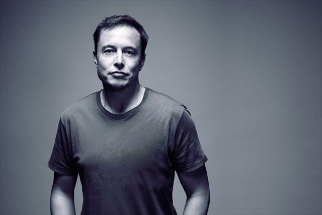 1971 Jude Elon Musk. Unternehmer. Gründete die Firmen PayPal, Tesla Motors und SpaceX