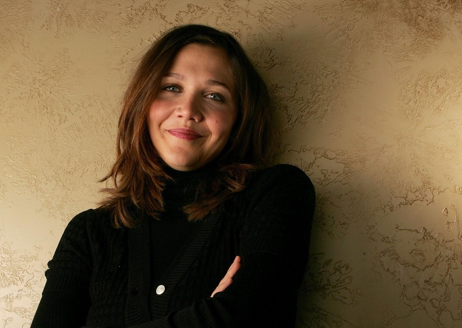 1977 Jüdin Maggie Gyllenhaal. Amerikanische Schauspielerin. Filmauswahl: World Trade Center (Oliver Stone), The Dark Knight (Batman), Crazy Heart, Eine zauberhafte Nanny und White House Down.