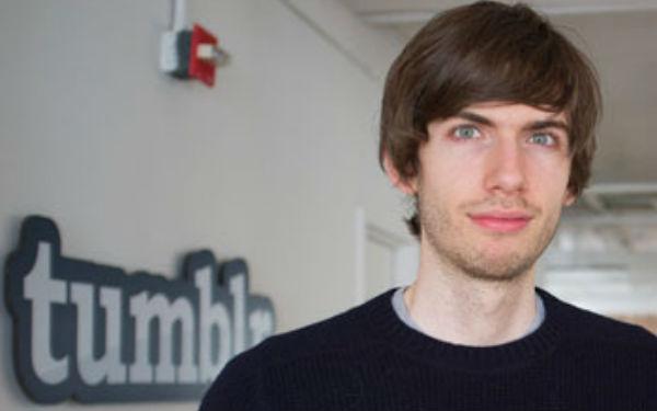 1986 Jude David Karp. Gründer und Chef der Bloggingplattform Tumblr. Besitzt 200 Millionen Dollar.