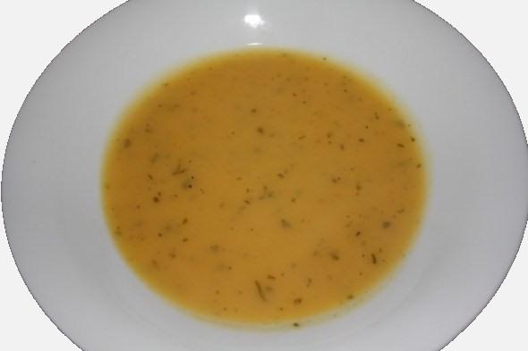 Kartoffelsuppe (grau)