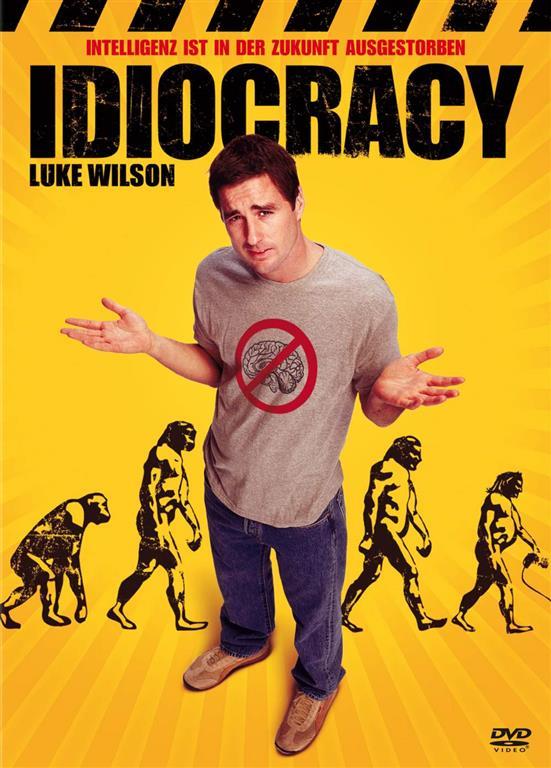 Spielfim Idiocracy (2006)
