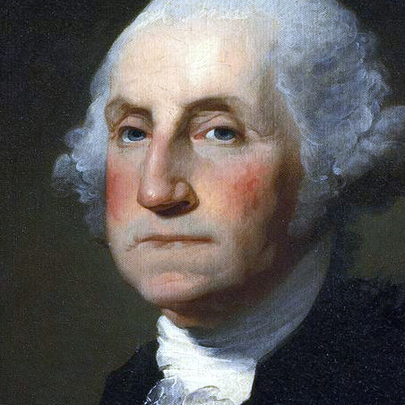 1732-1799 George Washington