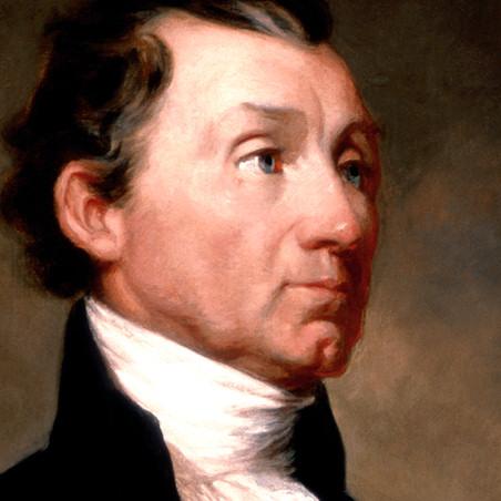 1758-1831 James Monroe
