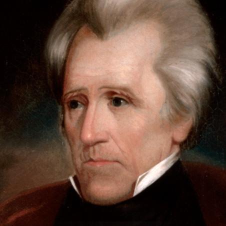 1767-1845 Andrew Jackson