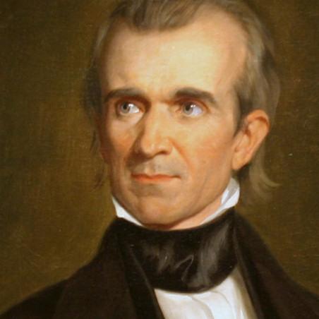 1795-1849 James K. Polk