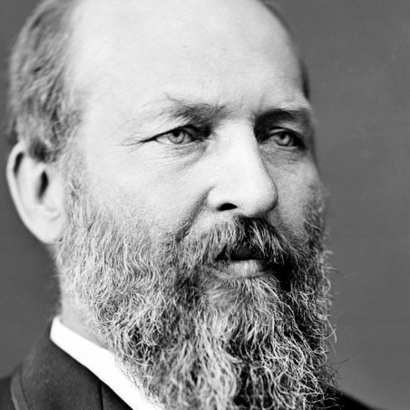 1831-1881 James A. Garfield