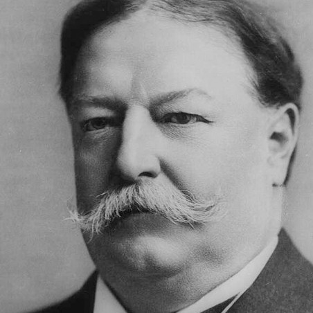 1857-1930 William Howard Taft