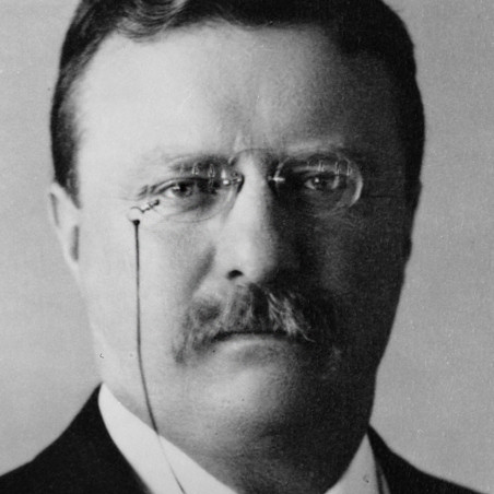1858-1919 Theodore Roosevelt