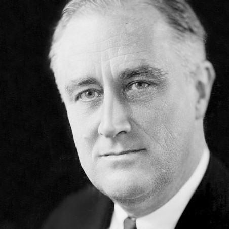 1882-1945 Franklin D. Roosevelt