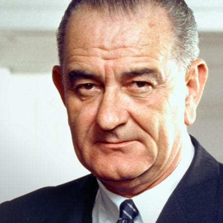 1908-1973 Lyndon B. Johnson
