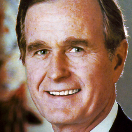 1924 George Bush
